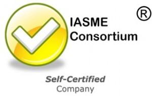 IASME selfcert badge